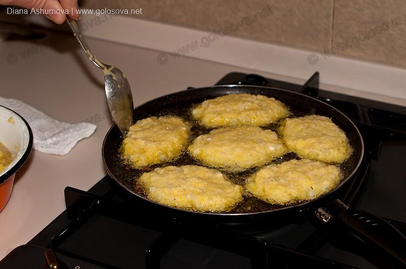 Рецепт вкусных котлет из картошки фото