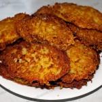 Картофельные котлеты. Рецепт с фото.