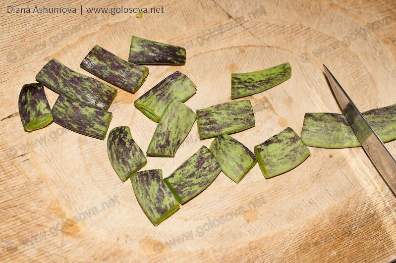 зеленая фасоль в мультиварке рецепты с фото