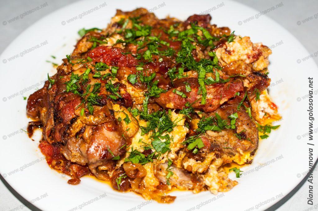 чихиртма из курицы по-азербайджански