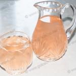 Персиковый компот. Рецепт с фото