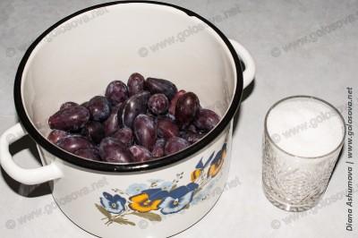 как приготовить компот из сливы