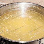 Рецепт куриного бульона. Как приготовить куриный бульон?