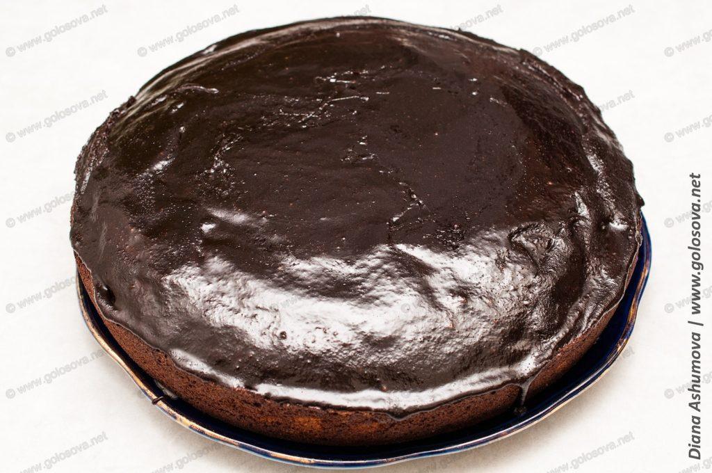 фото торта Зебра
