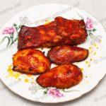 Рыба в томате в духовке