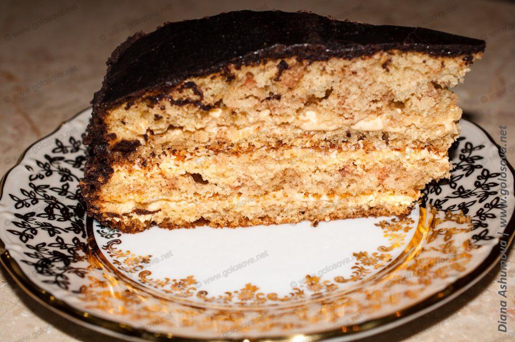 кусочек торта Анечка