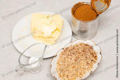 компоненты для крема