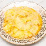Картошка тушеная с луком