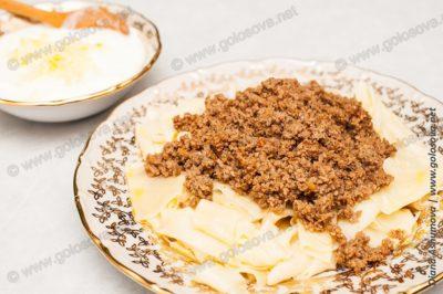 азербайджанский рецепт хинкала