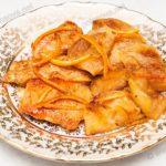 Рецепт индейки с яблоками
