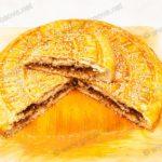 Пирог с жареным фаршем. Рецепт с фото.