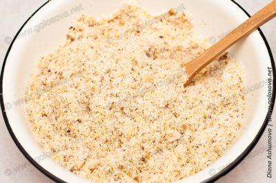 начинка из грецких орехов для выпечки