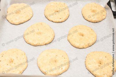 печенье из выжарок