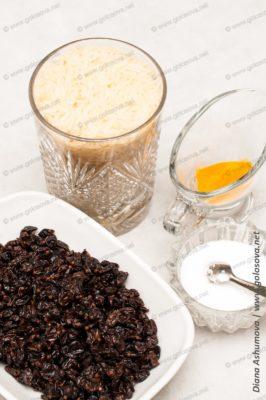 рис и барбарис для плова