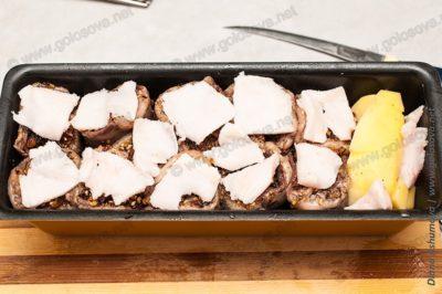 рецепт сердце индейки в духовке