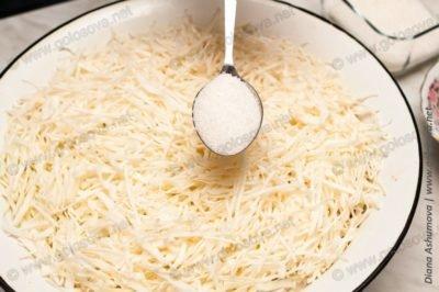 сахар в квашеную капусту