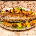 Рыба левенги. Рецепт с фото.