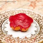 Домашние кексы с изюмом и кумкватом. Рецепт с фото