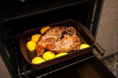 приготовление буженины в духовке из свинины