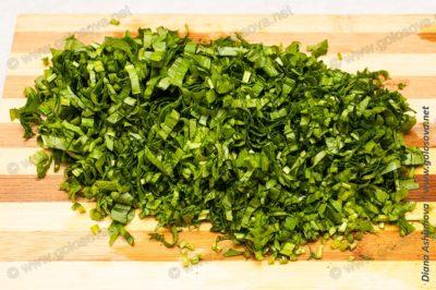 зеленый борщ со щавелем