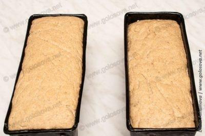 рецепт ржано-пшеничного хлеба