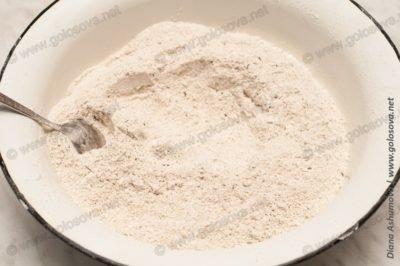 рецепт ржано пшеничного хлеба