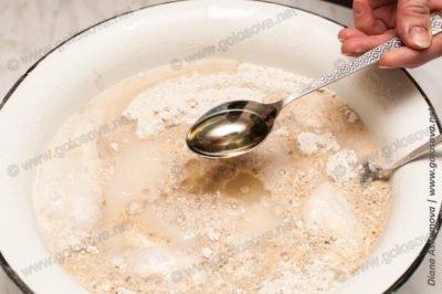 ржано-пшеничный хлеб в домашних условиях