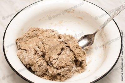 как испечь серый хлеб?