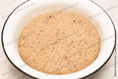 рецепт серого хлеба