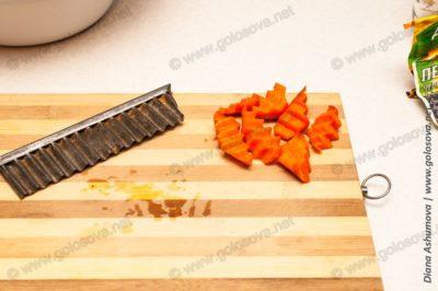 морковь на пикули