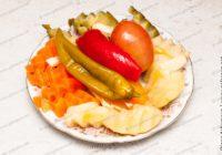пикули: овощное ассорти на зиму