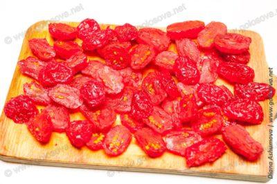 сушеные помидоры черри