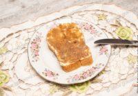бутерброд с ястыком сельди
