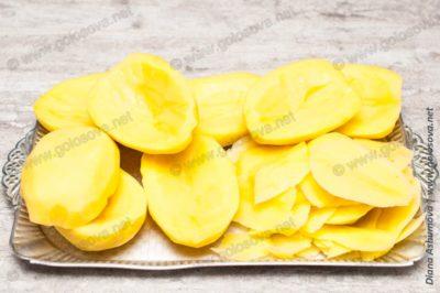 картофель для фарширования