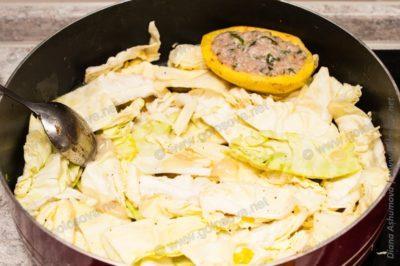 как приготовить фаршированную картошку
