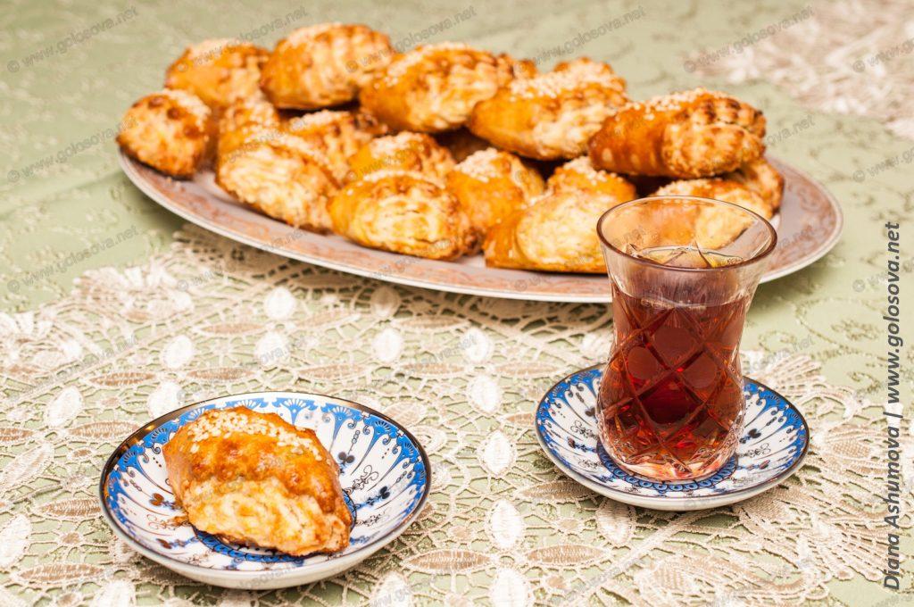печенье бакинская кята