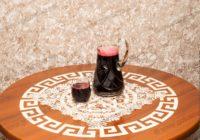 компот из свежей черной смородины
