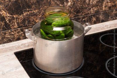 классический рецепт маринования огурцов