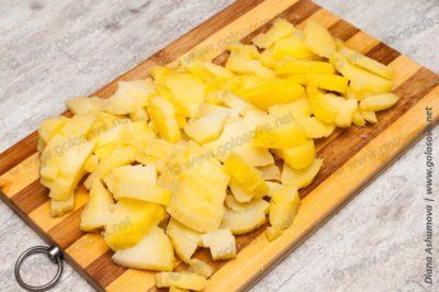 картофель для окрошки