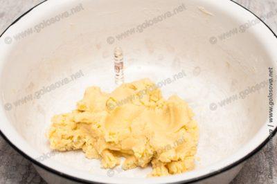 """вкусное песочное печенье """"Поленца"""" со вкусом миндаля"""