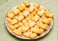 Паленца - песочное печенье на маргарине
