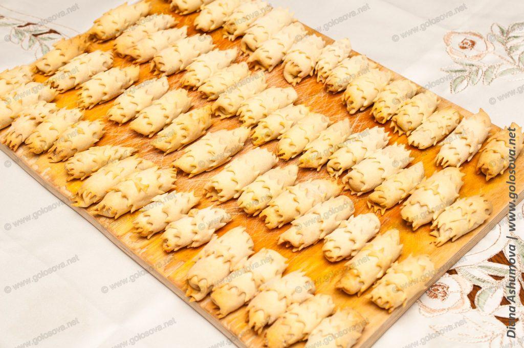 рецепт мутаков с орехами