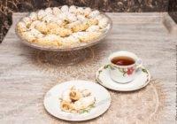 бакинские мутаки с орехами