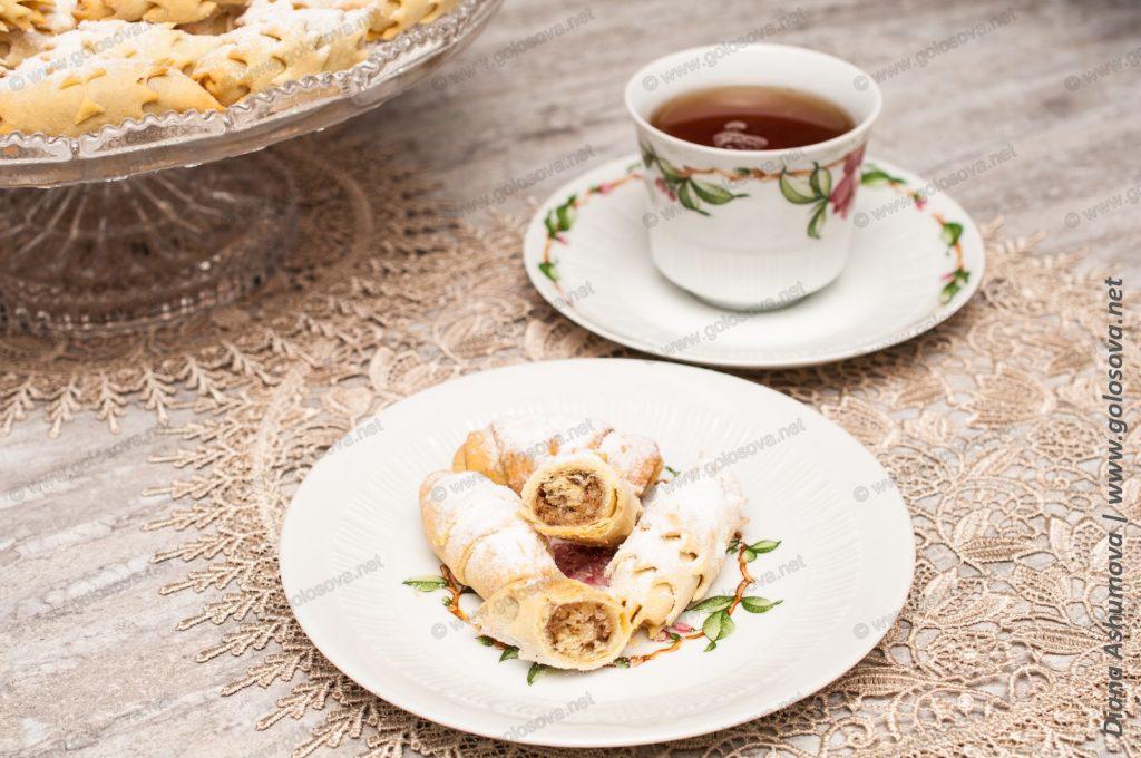 чай с бакинскими мутаками