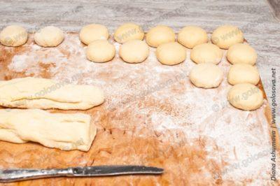 пирожки на воде жареные на сковороде