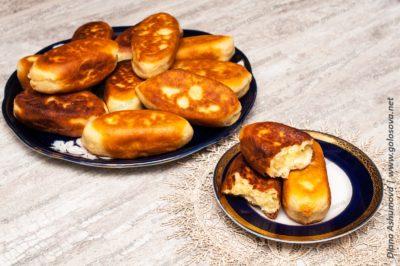 рецепт пирожков с картошкой на воде