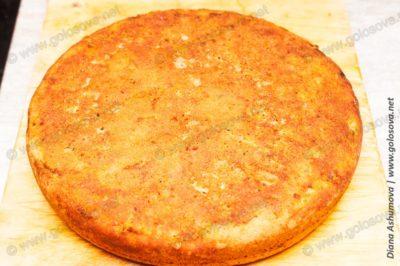 шарлотка с киви рецепт в духовке