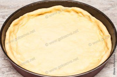 пирог с апельсиновым джемом простой рецепт