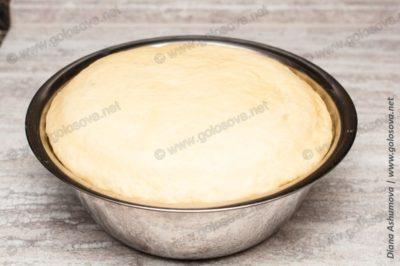 тесто для пирожков на молоке и маргарине