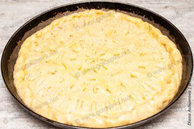 приготовить пирог с куриным филе